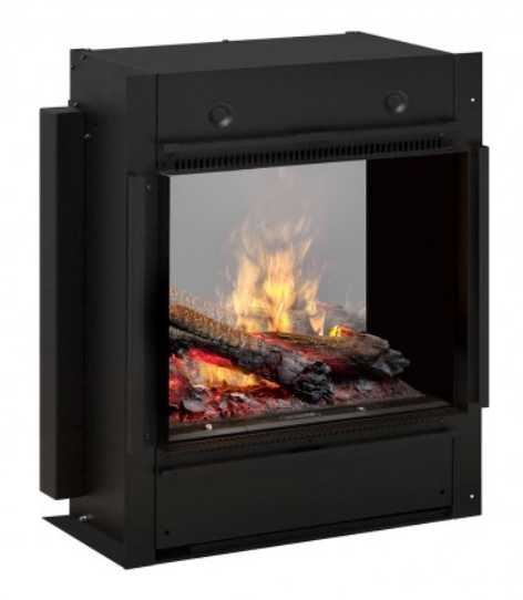 Grate Heater Electric Logs With Heat