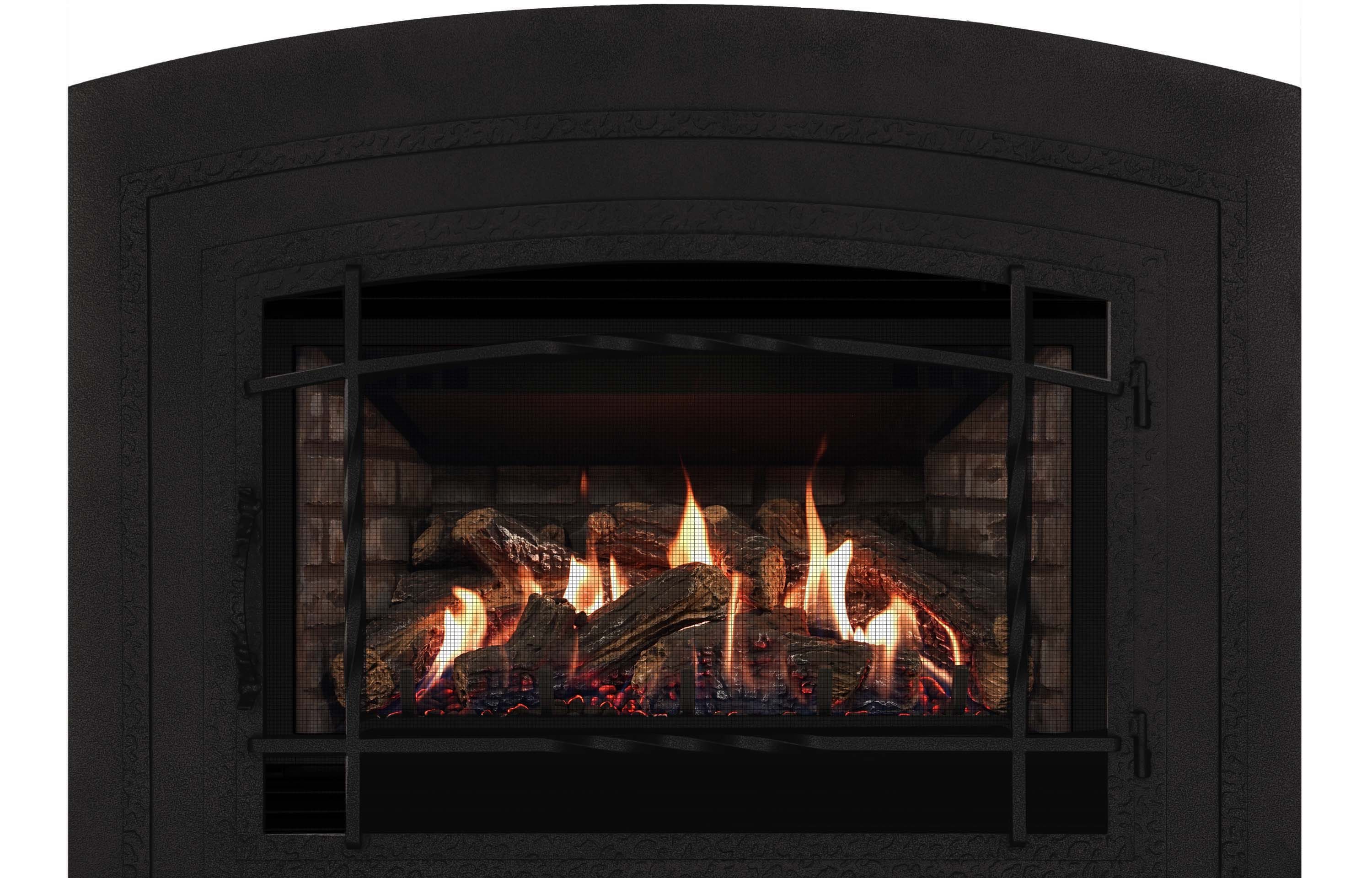 with photos to saver south of screen glass beauty add any the a fireplace