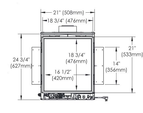 Q1 front dimensions