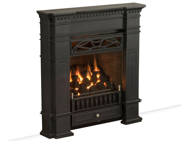 coal associates dunlop c woodstoves insert chimney into carson clearance fireplace fireplaces zero inserts chimneys
