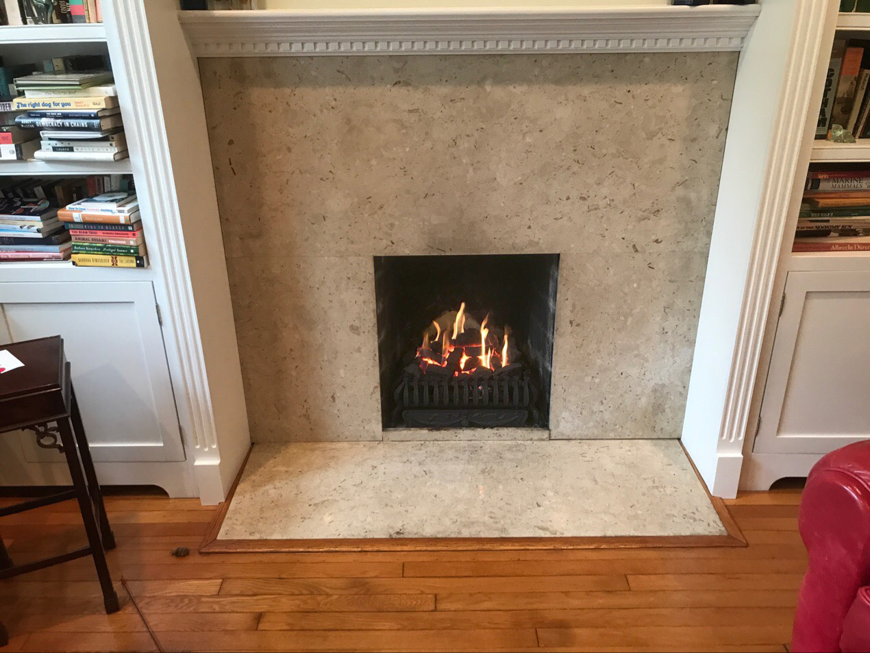gas coal grate for small fireplaces