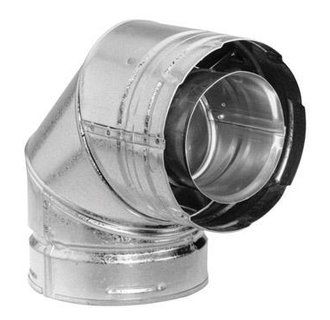 co-axial direct vent pipe