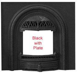 High Quality Windsor Fireplace Surround (flat On Back)