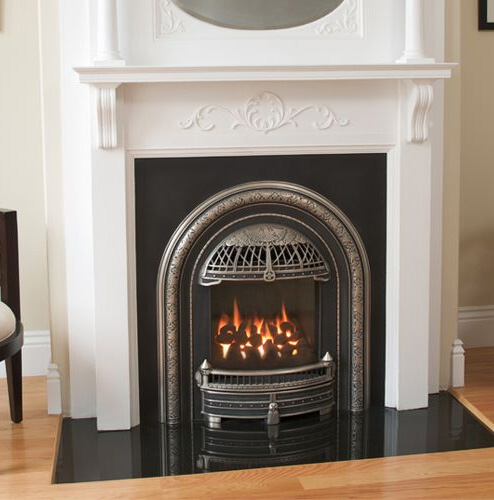 Stay warm this winter. Shop small English & Victorian gas fireplaces