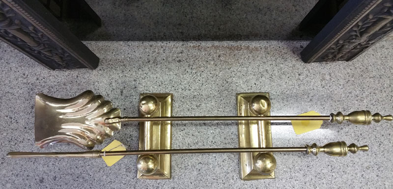 Brass Antique Tool Rests