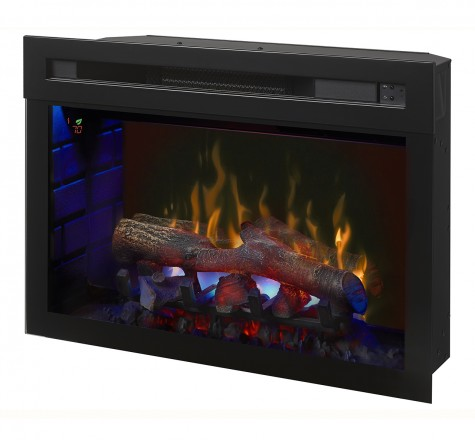 Small Electric Fireplace Or Insert Heats Up To 1000 Sq Ft