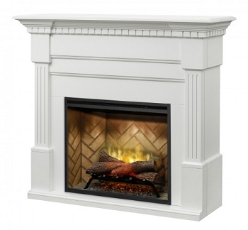 Cristina Electric Fireplace Suite