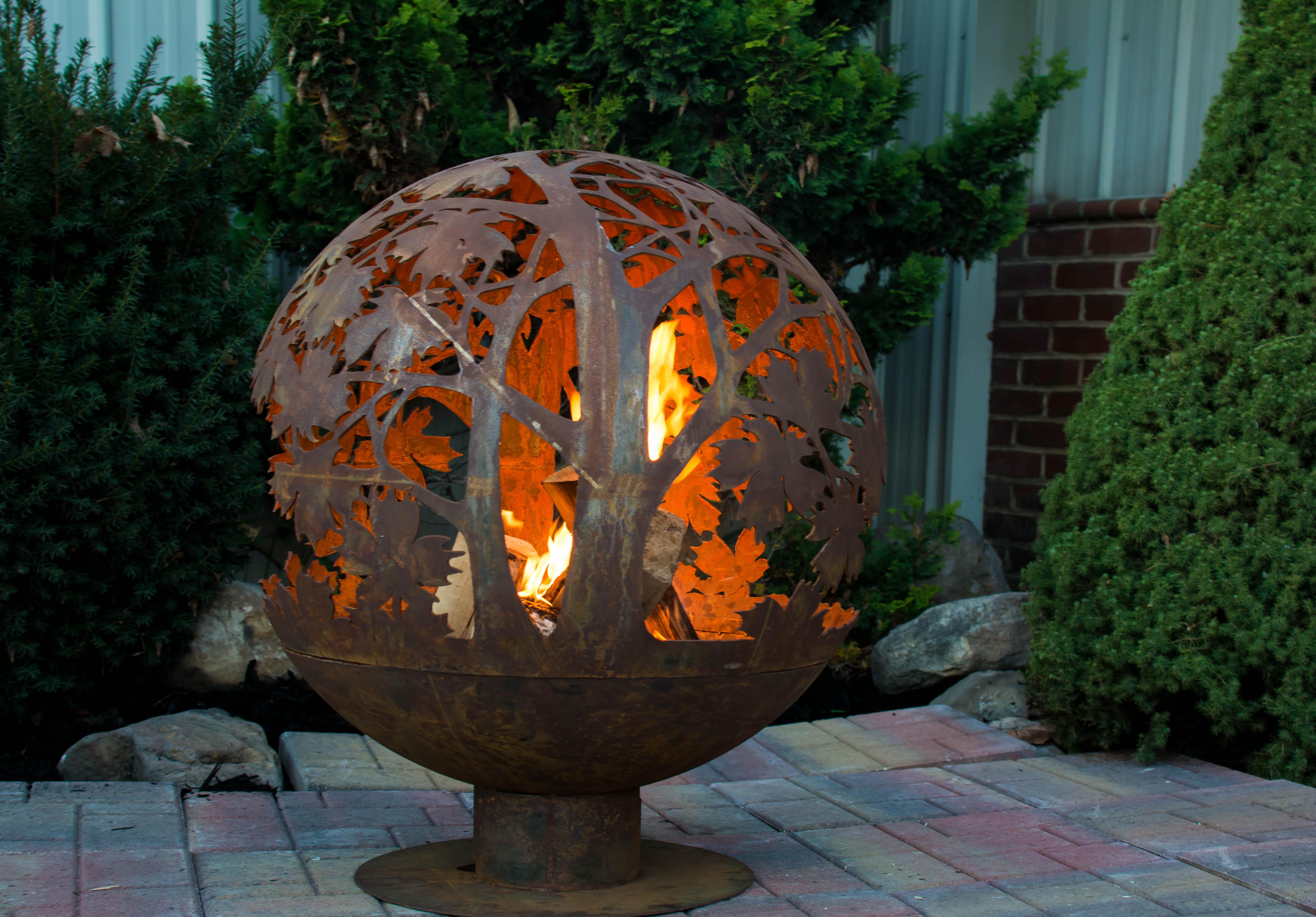 Fire Globe Fire Pits