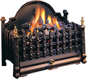 Castle Gas Coal Basket