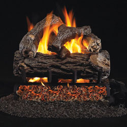 Peterson 12 inch Gas Logs