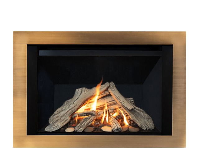 H3 Mid Size Gas Fireplace