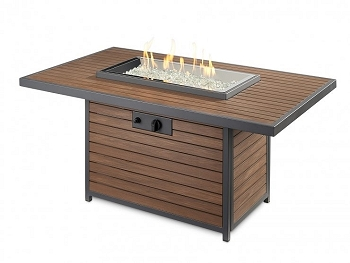 KENWOOD Chat Height Fire Table 50