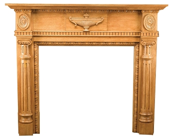 Montpelier Small Wood Mantel