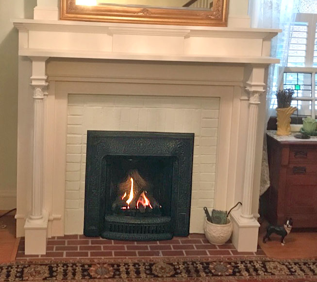 Options for Fireplace Renovations