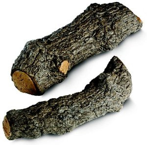 Designer Logs, set of 2