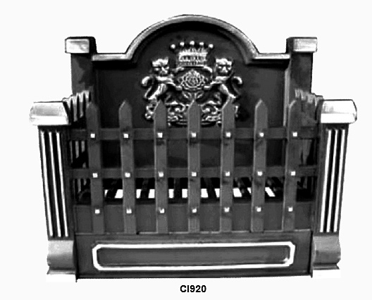 Dynasty Coal Grate