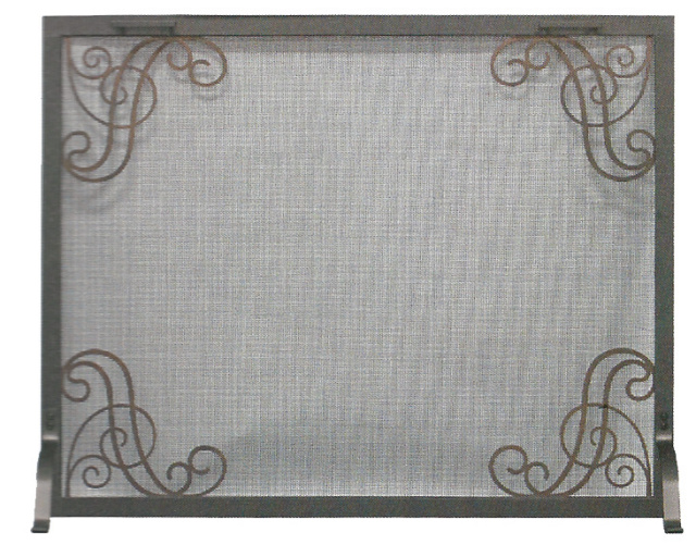 Symphony Fireplace Screen, 2 sizes