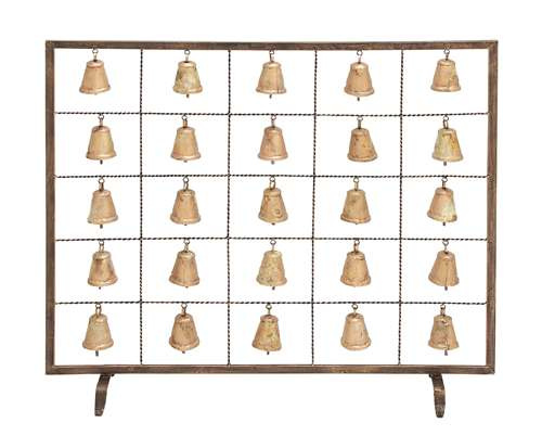 Bell Fireplace Screen 38W x 34H