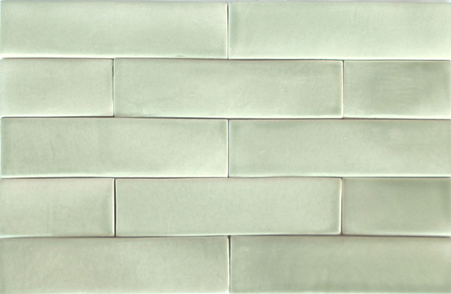 Juniper Gloss Fireplace Tile - 2 Sizes
