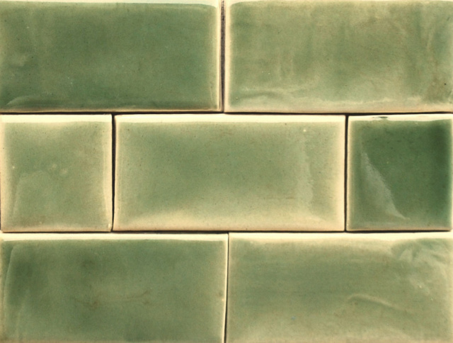 Pine Green Tile - 2 Sizes
