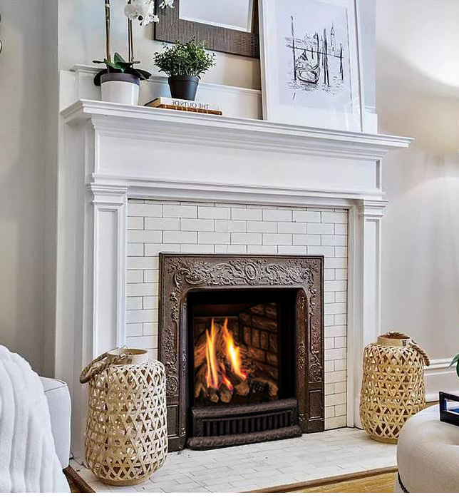 Belmont Gas Fireplace