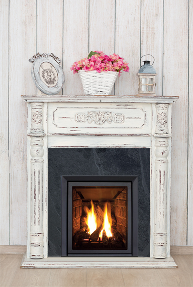 Q1 Gas Fireplace