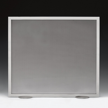 TRENT Stainless Steel Fireplace Screen