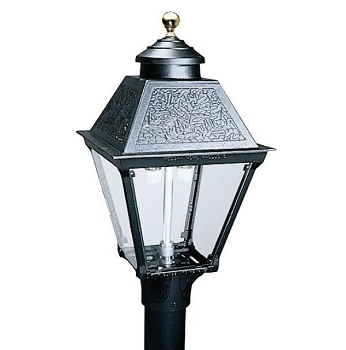 Baltimore Outdoor Gas Light