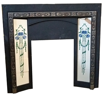 Valor Cast Iron Surround