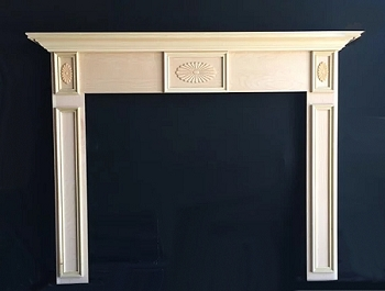 Antrim Mantel - Stock or Custom