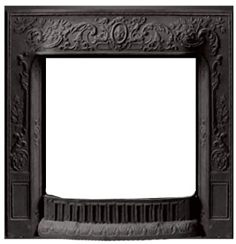 BELMONT Cast Iron Fireplace Surround
