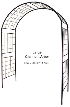 Clermont Arbor, Large