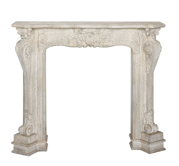 Dynasty Small French Mantel