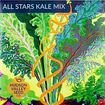 All Stars KALE Mix