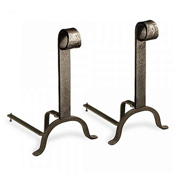 Colonial Andirons by Pilgrim