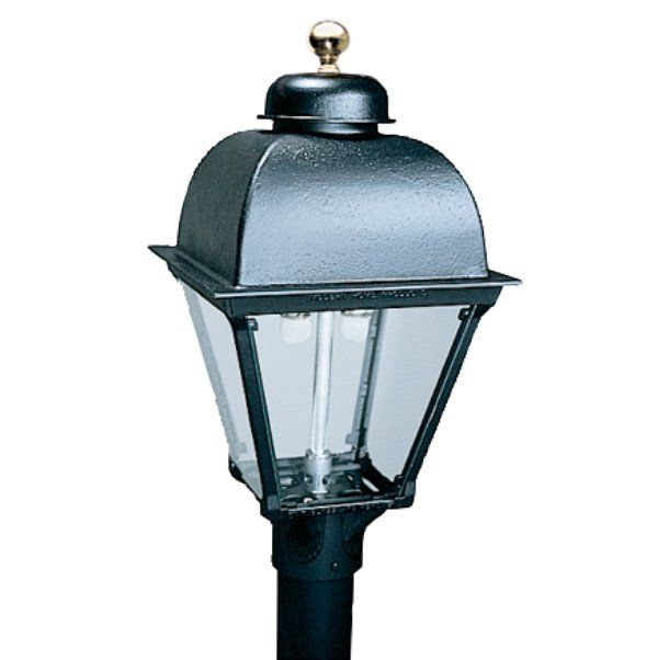 Philadelphia Outdoor Gas Light
