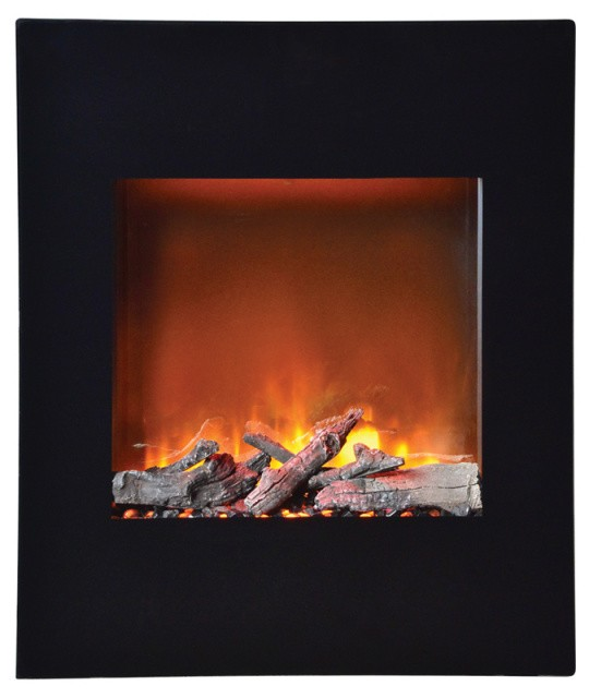Portrait Electric Fireplace or Insert