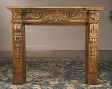 Clermont Small Wood Mantel