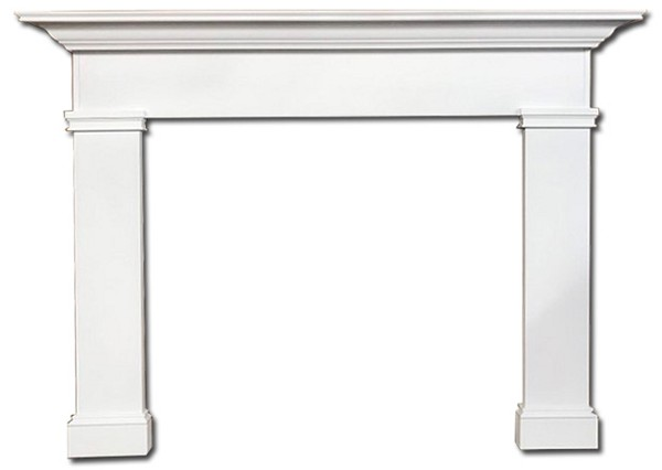 Lancashire Mantel - Stock or Custom