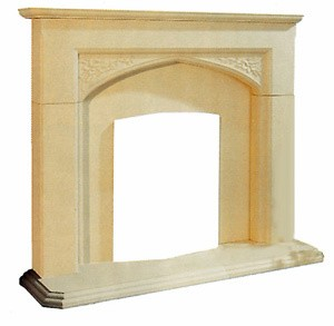 Chedsworth Cast Stone Mantel