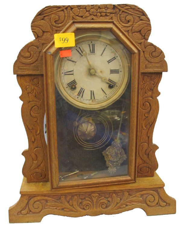 Antique SESSIONS Mantel Clock